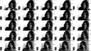 Retrato de 1 segundo em 25 frames